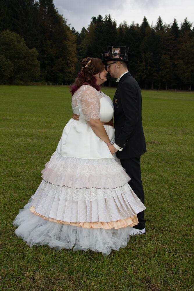 ... Hochzeit - Maßanfertigung aus Atelier in Esslingen bei Stuttgart