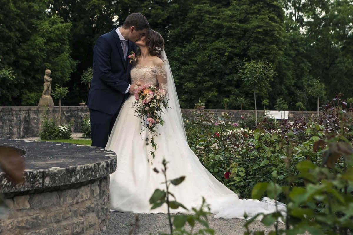 Klassische Brautkleider