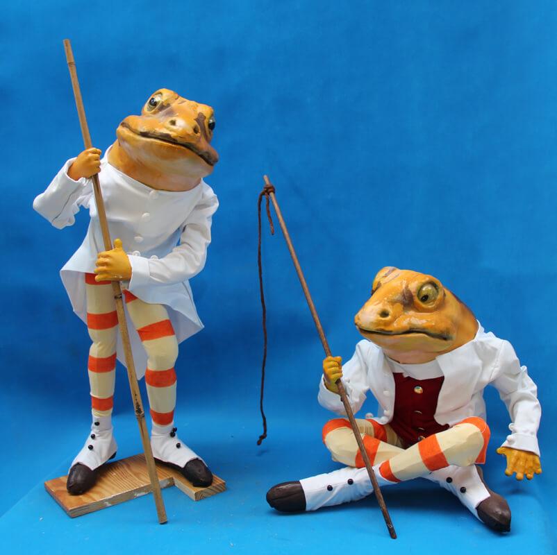 Frosch Beatrix Potter