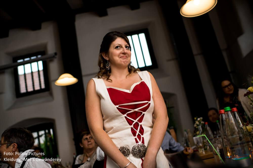 Hochzeitsgast Mittelalterhochzeit