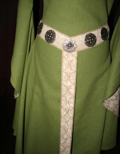 Eowyn Kleid grün