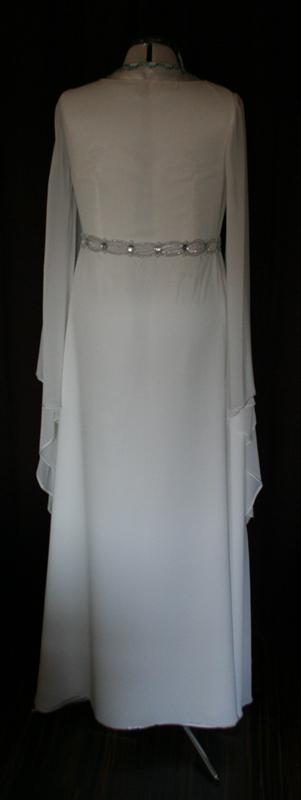 Brautkleid Elfenhaft