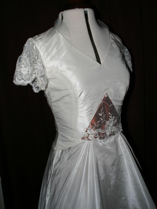 Hochzeitskleid schneidern lassen Esslingen