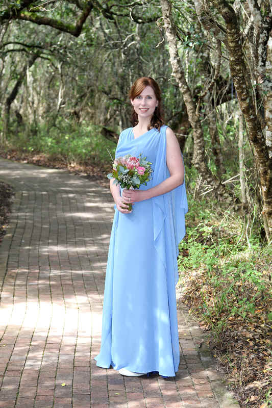 Brautkleid Arwen Herr der Ringe