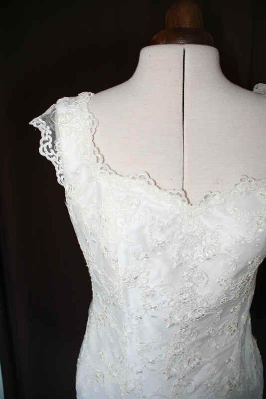 Brautkleid Spitze