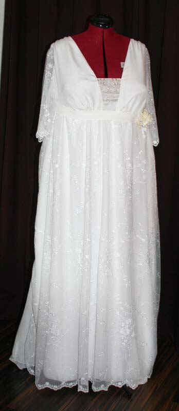 Brautkleid Spitze Ärmel