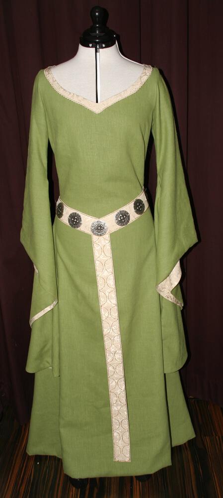 Eowyn Brautkleid grün