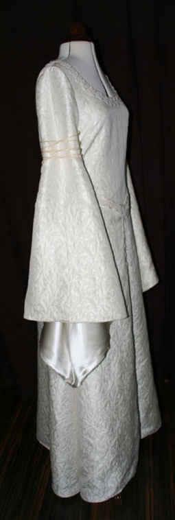 Brautkleid Herr der Ringe