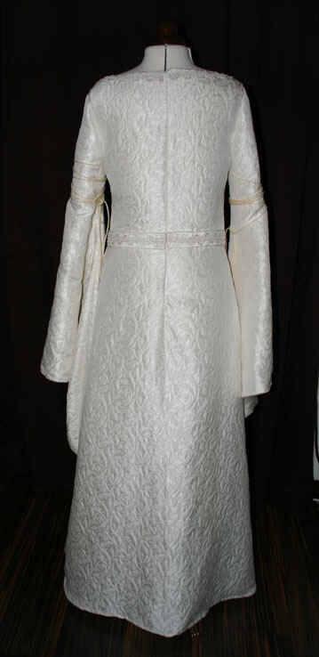 Kleid Eowyn Herr der Ringe