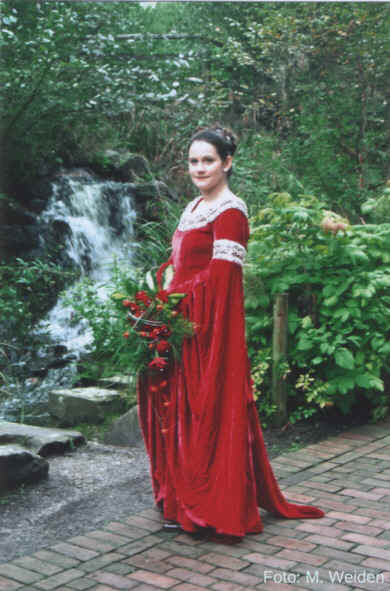 Arwen Brautkleid