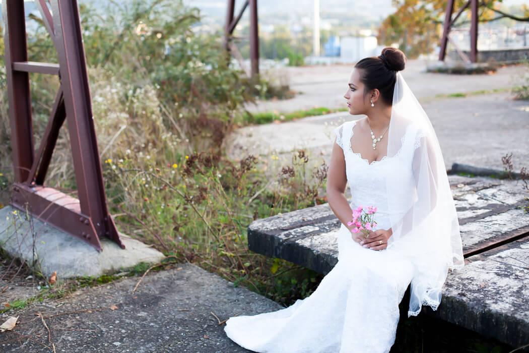 Mermaid Brautkleid schneidern lassen