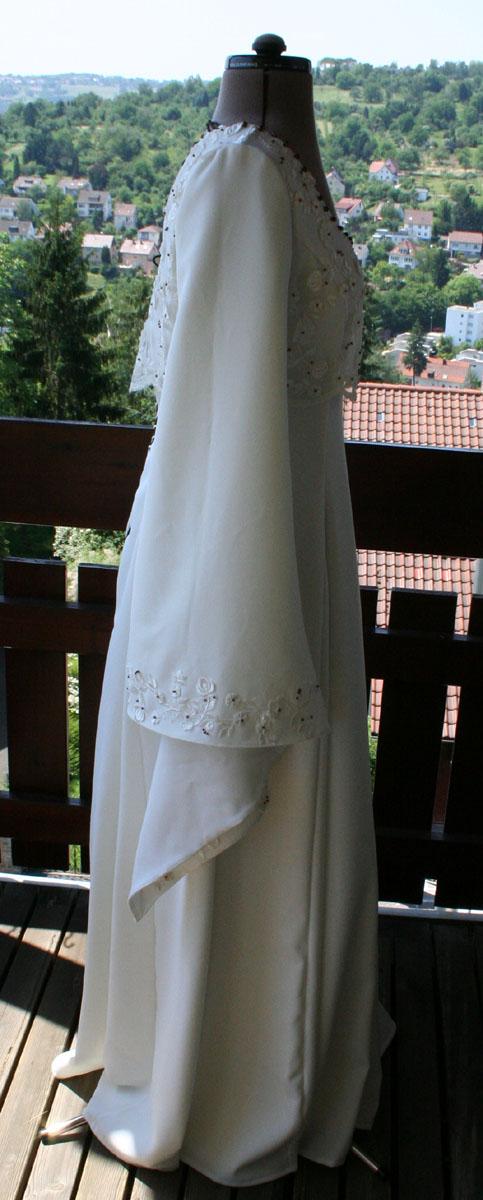 Hochzeitskleid Mittelalter