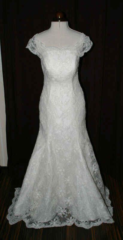 Brautkleid Marmaid