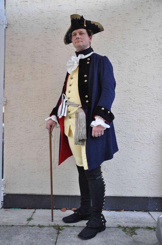Reenactment Uniform 18. Jahrhundert