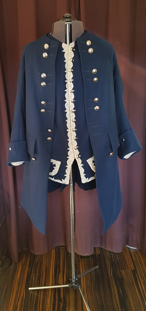 Auditeur Uniform Rokoko