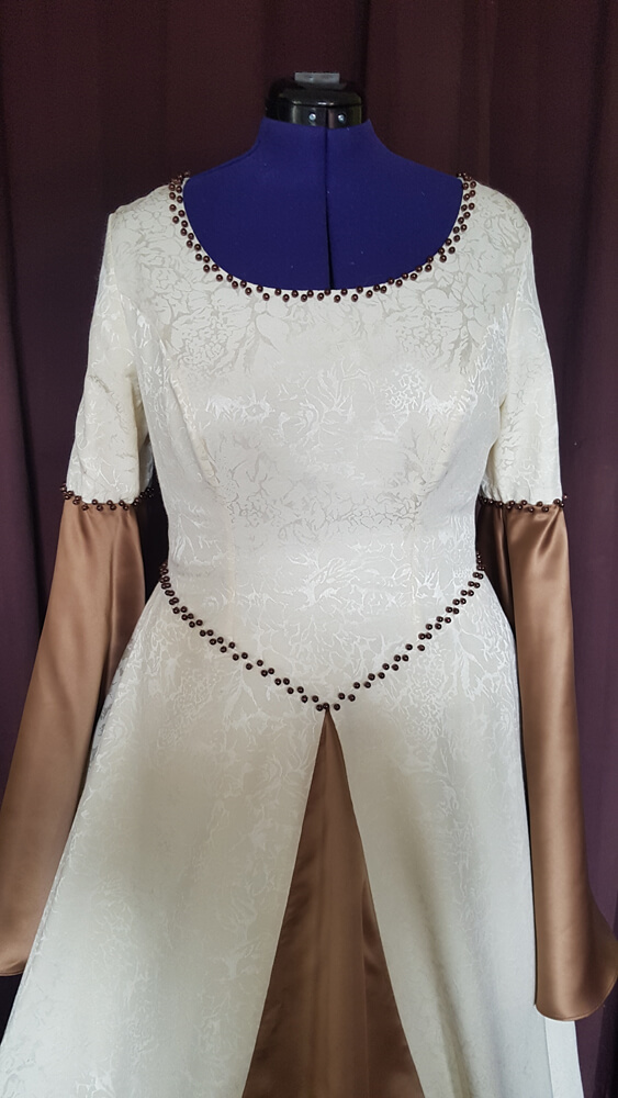 Brautkleid Mittelalter