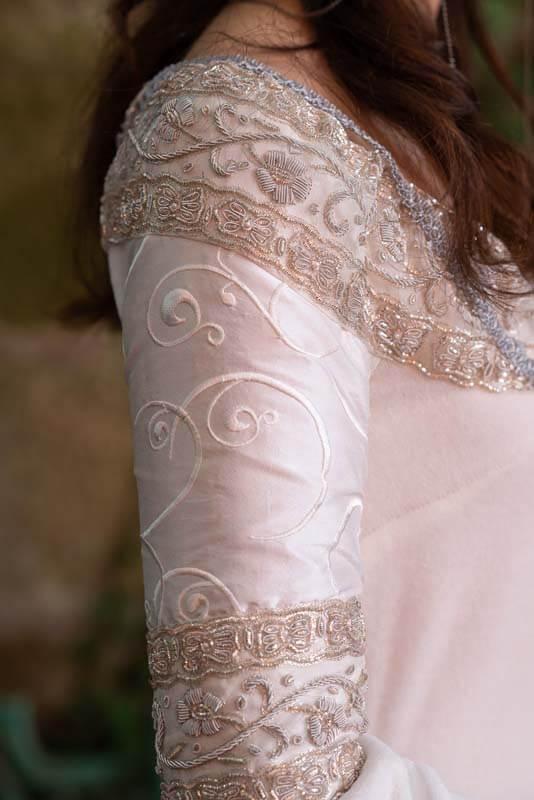 hochzeitskleid mitttelalter